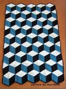 Childrens Bear Rug Crochet 3d Blanket Afghan Or Rug Pattern Marifu6a