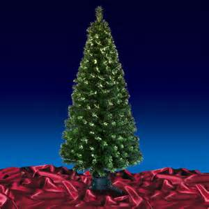 6ft 180cm beautiful green open burst fibre optic christmas
