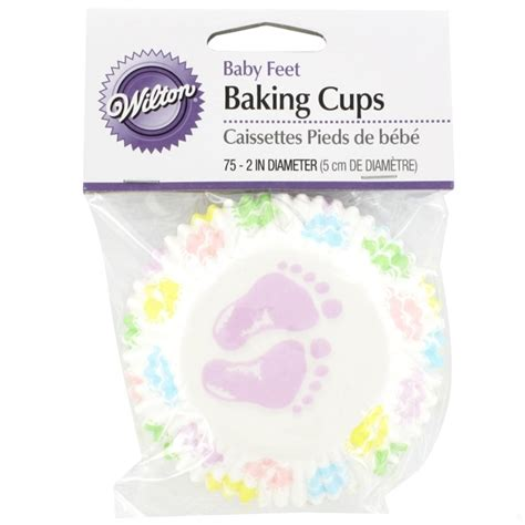 Baby Shower Cupcake Cases by Baby Shower Cupcake Cases Baby Pk75 Ebay