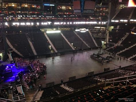 section 314 a philips arena section 314 concert seating rateyourseats com