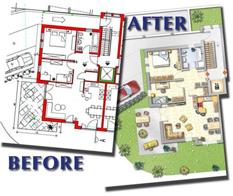 create floor plans floorplan design