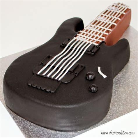 Die Besten 17 Ideen Zu Gitarren Kuchen Auf