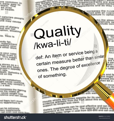 design qualities definition quality definition magnifier shows excellent superior