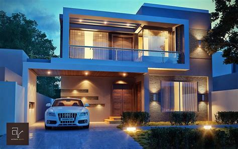 500 sq yard home design 250 square yards house bahria town lahore 3d front