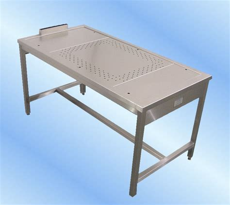 downdraft benches downdraft workbench tbj inc downdraft table