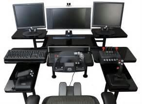 Pc Gaming Setup by Full Set Pro Gaming Table