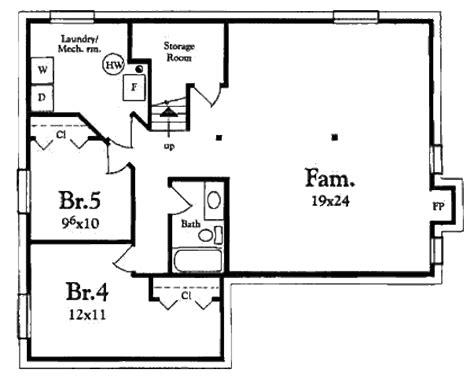 1200 sq ft house floor plans cottage style house plan 3 beds 1 baths 1200 sq ft plan 409 1117