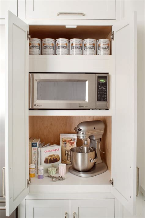 Microwave Storage Cabinet Microwave Storage On Farmhouse Addition Microwave Shelf And Microwave