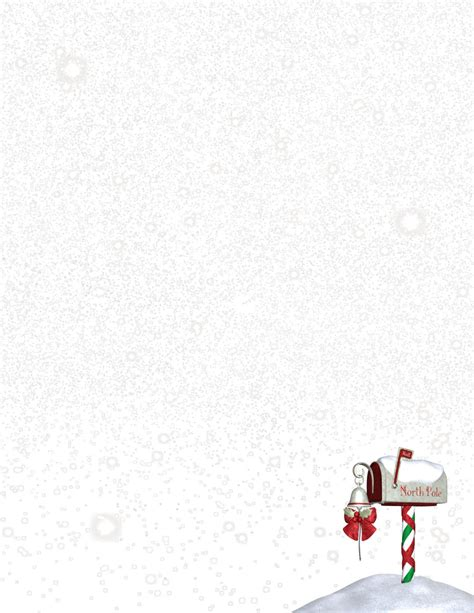 Christmas Stationery Downloads Getttips