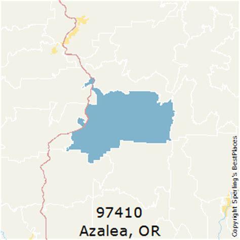 roseburg oregon zip code map best places to live in azalea zip 97410 oregon