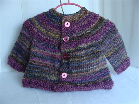 baby jersey pattern free hand knit baby sweater ilashdesigns
