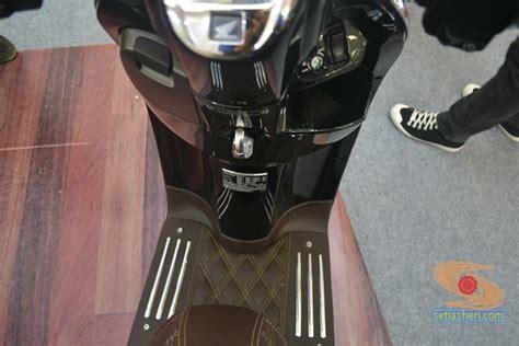 Karpet Sepeda Scoopy modifikasi scoopy velg 12 inch seperti vespa tahun 2017 1