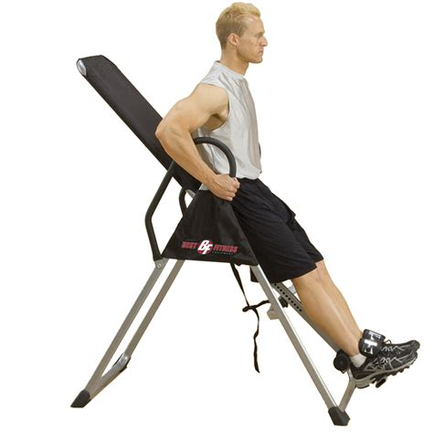 incline table for back best fitness inversion table bfinver10 incredibody
