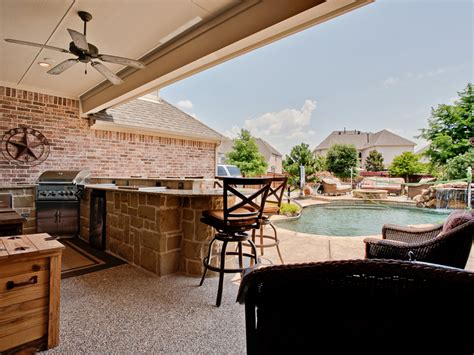 outdoor living area tips for designing an outdoor living area by dfw improved