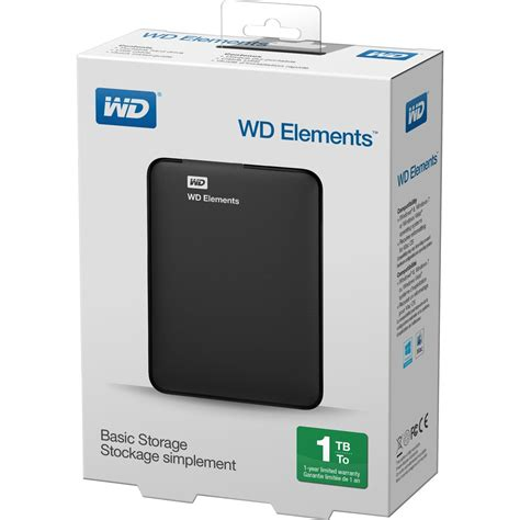 Wd Elements 1tb wd elements externe festplatte 1tb usb 3 0 eoffice24