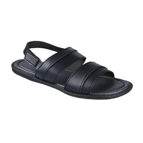 Yongki Komaladi Sandal Windi Hitam jual yongki komaladi saro 4932 sandals pria hitam