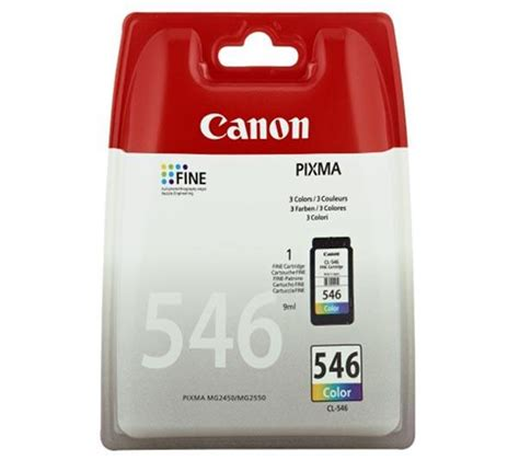 Tinta Canon Cl 751 Colour Original canon cl 546 tinta color original