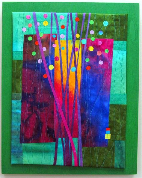 Wood Panel Art Quilts Picmia