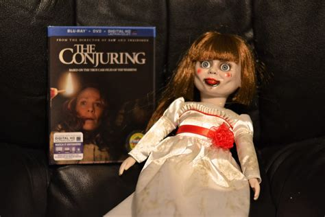 a haunted house 2 annabelle doll the conjuring annabelle doll exclusive promo replica