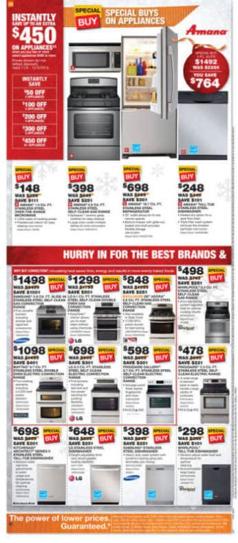 home depot black friday 2014 ad page 15