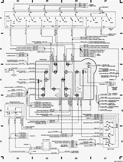 ford f 250 duty wiring diagram wiring diagram with