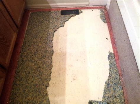 bathroom subfloor material vinyl tiles in bathroom need 1 4 quot plywood or direct on