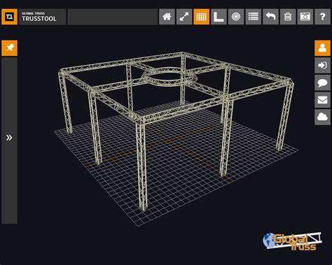 custom home design tool trusstool3d globaltruss trusstool