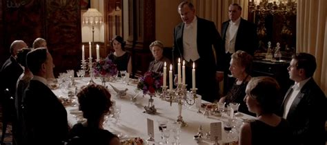 downton dinner downton 5x04 recensione dell episodio con maggie