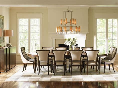 lexington dining room furniture lexington tower place contemporary seneca quickship side chair in kendall fabric belfort