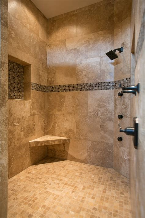 Bathrooms With Tile Showers 25 Mediterranean Bathroom Designs To Cheer Up Your Space