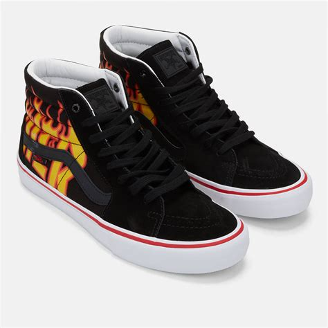 Vans X Thraser Vans X Thrasher Sk8 Hi Pro Shoe Sneakers Shoes S