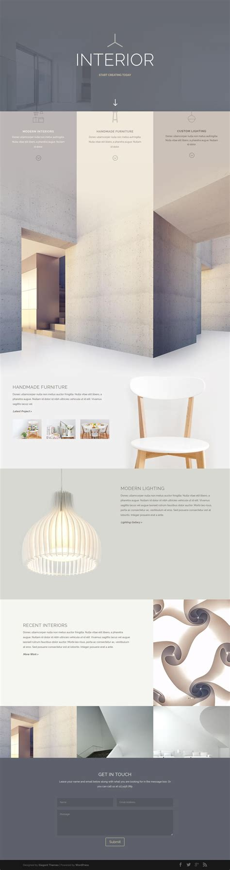 best site on the 17 ideas about web design on website layout
