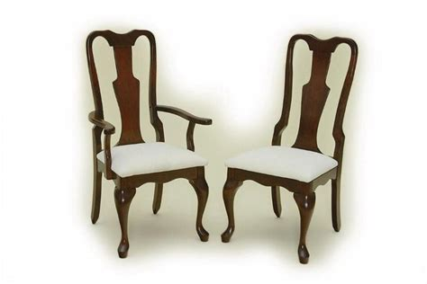 queen anne armchair queen anne dining room chairs home furniture design