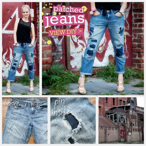 Decorative Home Accessories by Diy Patched Jeans