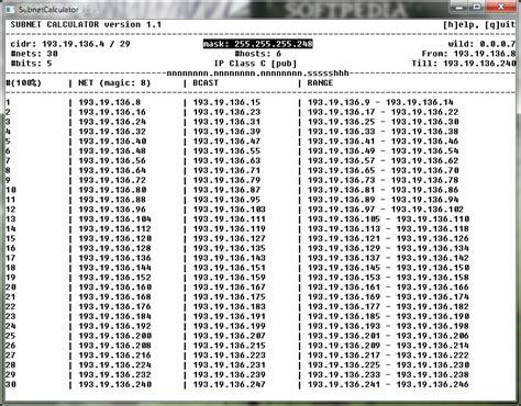 calculator subnet subnet calculator download
