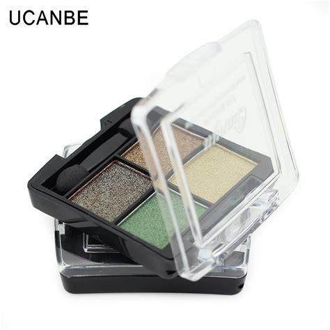 Ubub Eye Shadow 5 Warna No 2 No 6 ucanbe eye shadow 4 warna no 2 pearl color