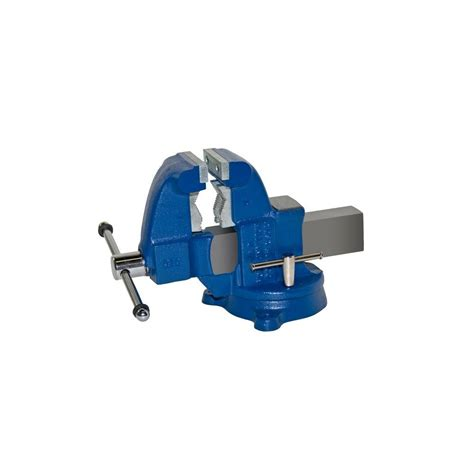 bench vise home depot bessey 6 in heavy duty bench vise with swivel base bv