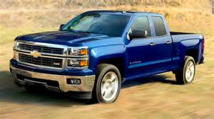 chevy silverado named consumer reports top truck sep