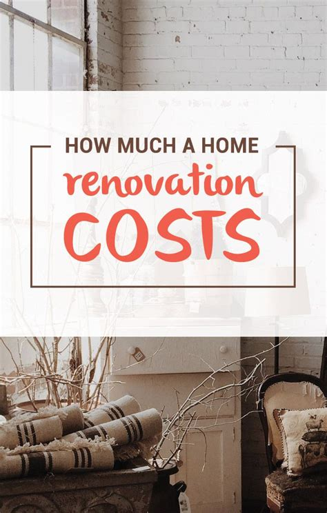best 25 home renovation costs ideas on