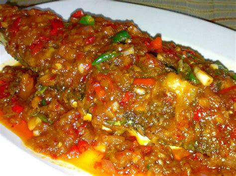 Minyak Goreng Ikan Kerapu inahar s cooking time ikan siakap goreng tiga rasa