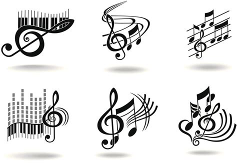 music related tattoos designs truly brilliant ideas for note tattoos you can try