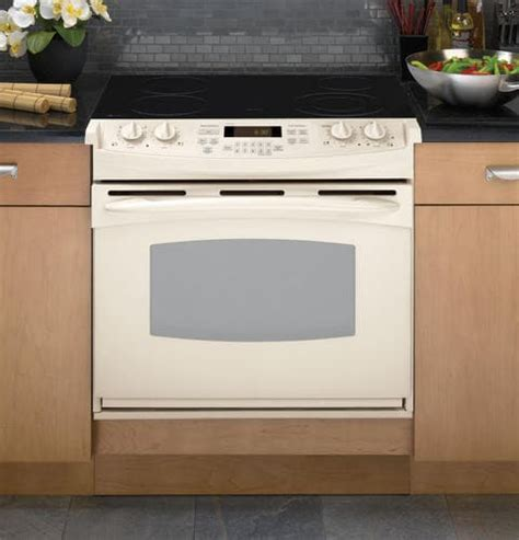 GE PD900DPCC 30 Inch Drop in Electric Range with 4.4 cu