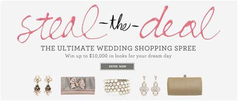 Dream Of A Lifetime Sweepstakes 2015 - win your dream wedding beautiful wedding memories