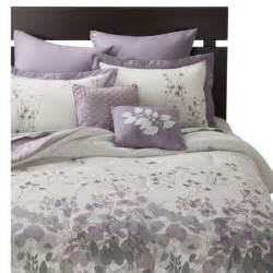 Gray and purple bedding sets zbvkt bed and bath