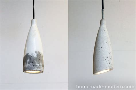 How To Make Pendant Lights Modern Ep9 Concrete Pendant L