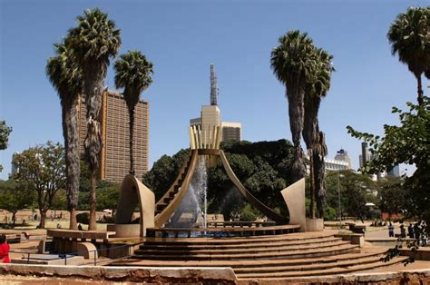 Uhuru Gardens by 50 Great Places To Visit On A Family Vacation In Kenya