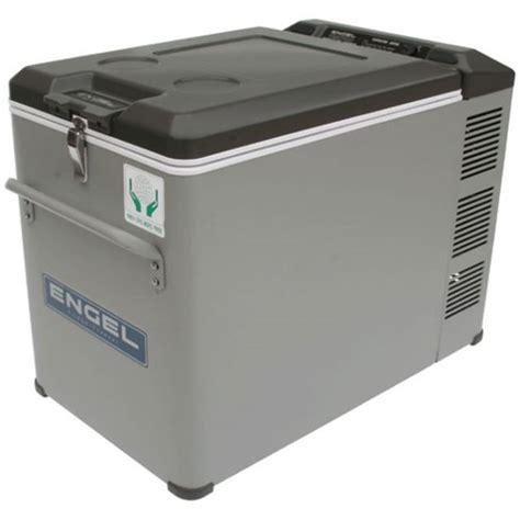 small boat fridge engel 43qt portable refrigerator freezer west marine