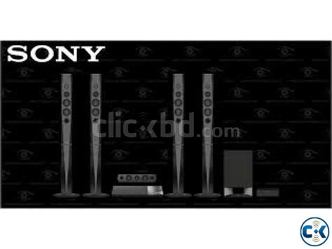Home Theater Sony Bdv N9200w sony bdv n9200w wi fi 3d home theater system clickbd