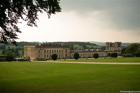 Chatsworth House by Elsie And Joan Chatsworth House