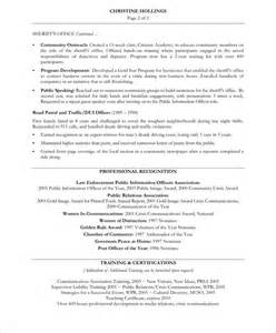 Pr Officer Sle Resume by Pr Manager Resume Sle